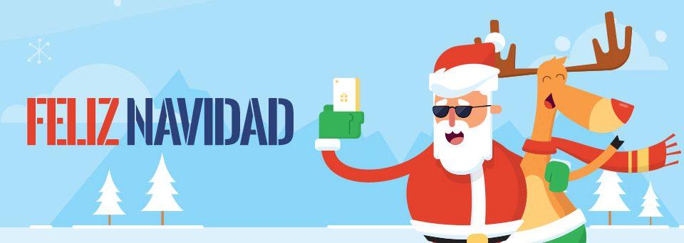 Feliz Navidad - Ana Ortiz Publicidad
